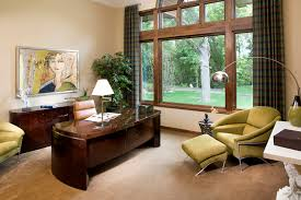 floor lamps for office. home office pequeno contemporary with floor lamp green armchair window treatment lamps for s