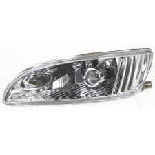 Lexus Rx330 Fog Light Bulb Replacement Amazon Com Clear Lens Fog Light For 2004 06 Lexus Rx330 Lh