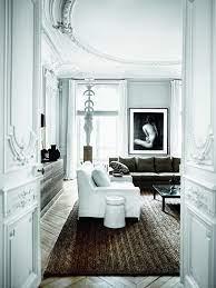 44 striking black white room ideas
