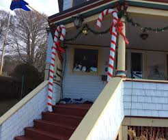 Large Candy Cane Decorations Large Cardboard Candy Canes 100 Steps 79
