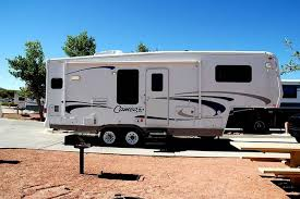 Small Picture Fifth wheel camper information with links to manufacturers
