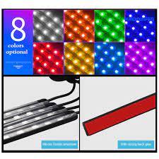 Đèn Pin 48 Bóng Led 4 Trong 1 7 Màu Có Điều Khiển Từ Xa giá cạnh tranh