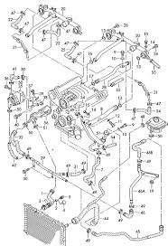 98 Audi A4 2 8 12v Engine Hose Diagram