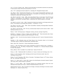 annex e bibliography an assessment of the small business page 53