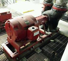 bell gossett industrial electric water mro pumps bell gossett 100 hp 3000 gpm water pump 97 head