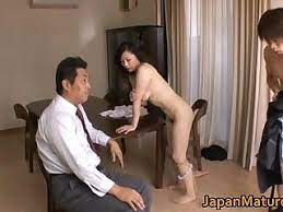 Japanese Boys Gangbang Mom