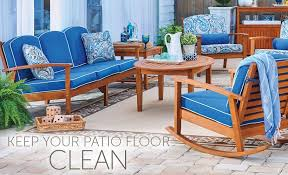 how to clean a concrete patio floor eucalyptus patio furniture sitting outside on a patio