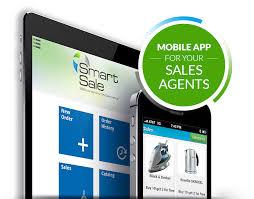 App Sales Mobile App For Sales Agents Smart Sale