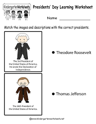 54 FREE DOWNLOAD PRESIDENTS DAY MATH WORKSHEETS FOR KINDERGARTEN ...
