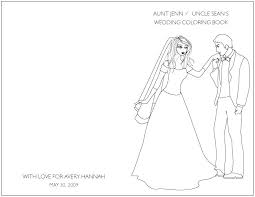 wedding coloring pages personalized wedding coloring books wedding coloring book template free