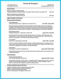 Awesome High Impact Database Administrator Resume To Get