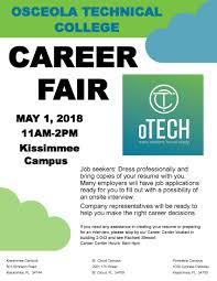 Osceola Technical College Spring Career Fair Ibuild Central Florida