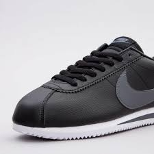 australia nike cortez leather black dark grey white 749571 011 11 5 forrest gump running d1865 8e939