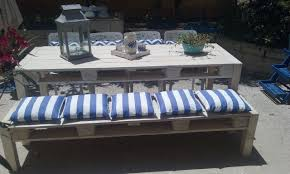 pallet furniture prices. Pallet Table And Bench Furniture Prices