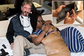 John McAfee died broke after blowing $100 million on 'bizarre' houses:  author