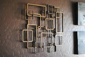wall art ideas design rectangular steel contemporary metal wall art decor painted wooden stained varnished square modern hanging decorations contemporary