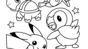 Chimchar Coloring Pages Coloring Page Hangenixcom Chimchar