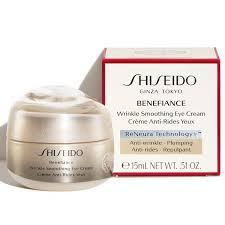 0 15ml Cream Smoothing 51oz Benefiance Wrinkle Shiseido Eye