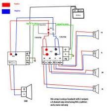 amp wiring diagram images amp plug wiring diagram 2 channel amp wiring diagram 4 speaker and sub