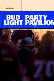 Bud Light Party Dallas Bud Light Party Pavilion At Fedexfield Washington Redskins