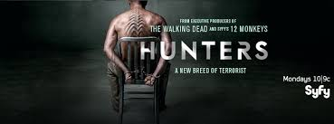 Image result for hunters syfy
