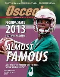 2013 Fsu Football Preview By Theosceola Issuu