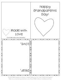 Find that perfect grandparent's day card, add a. Free Grandparents Day Card Craft By Tnbcreations Tpt