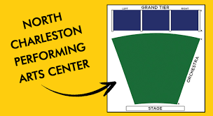North Charleston Performing Arts Center Seating Chart Best Of Broadway North Charleston Coliseum Performing