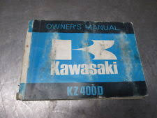 kawasaki wiring diagrams in motorcycle parts 1974 1975 kawasaki kz400 kz400d owner s manual wiring diagrams