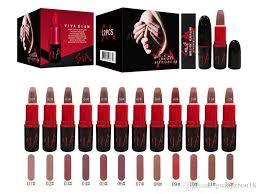 2018 new brand viva glam makeup sia matte lipstick good quality black box dhl shipping best lipstick best makeup brands from guangzhou18 0 84 dhgate