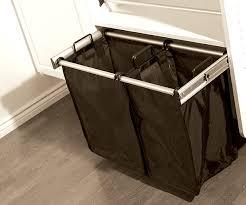 Custom Laundry Hampers In Kansas City Kansas City Closet Company His And  Hers Laundry Hampers