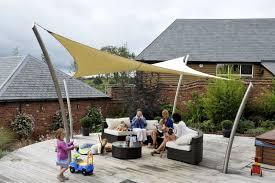 garden canopy. The Roller Tensile Solutions New Garden Sail Canopy