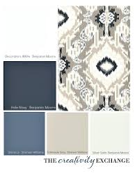 office color palette. Color Schemes For Office Space Choosing A Paint Palette Using Fabric Inspiration O