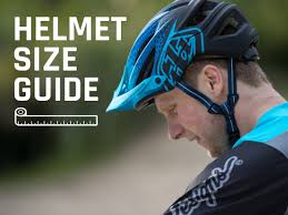 Helmet Size Guide Evo Cycles