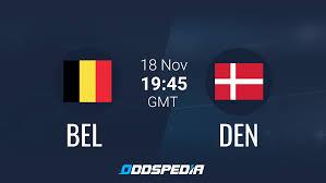 Belgio v Danimarca Risultati in Diretta e Streaming » Quote e Notizie