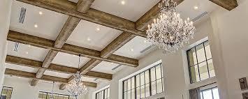 faux wood ceiling beams decorative