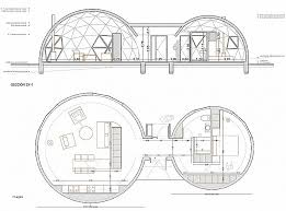 Geodome house plans beautiful geodesic and self sufficient housing by ecoproyecta inspirational
