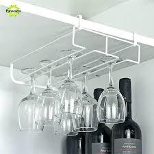 wine glass racks rack under cabinet basket for dishwasher wire holder ikea uk hanging hanging wine glass rack