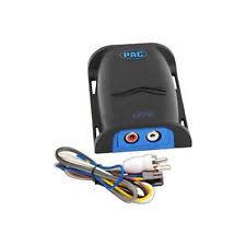 pac lp7 2 line output converter adjustable high low car audio two 2 channel pro