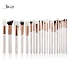 jessup makeup brushes australia jessup pearl white rose gold professional makeup brushes set make up