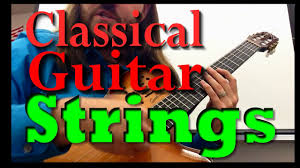 The Best Nylon Classical Guitar Strings 2019 Gearank