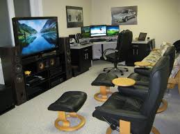stylish home office computer room. Comfortable Computer Room Ideas At Home: Stylish ~ General Inspiration \ Home Office F