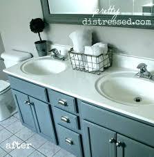 redo bathroom vanity top how to paint bathroom vanity hand painted bathroom cabinets hand painted bathroom redo bathroom vanity top
