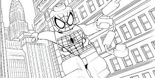 Printable Coloring Pages Of Superheroes Superhero Printable Coloring