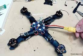 frame mini quad build diy cnc machine rc