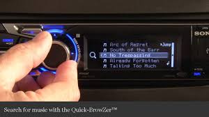 sony dsx s210x digital media receiver display controls demo sony dsx s210x digital media receiver display controls demo crutchfield video