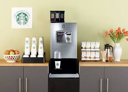 Starbucks Coffee Vending Machines Stunning Starbucks Vending Machine Business OxynuxOrg