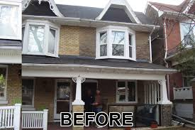 Painted brick exterior Ranch House Consider Painting Brick Houses Instead There Are Several Reasons To Spruce Up Your Brick Exterior With New Paint Jobu2026 Home Painters Toronto Toronto Brick Painting Contractor Brick House Painter Toronto