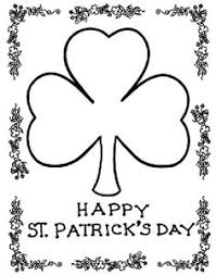 Small Picture 12 St Patricks Day Printable Coloring Pages for Adults Kids