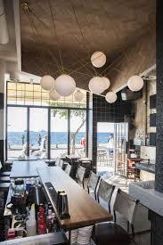 Thessaloniki bistro bar Otto e Mezzo marries Mediterranean and contemporary  urban aesthetics.